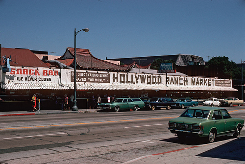 Hollywood Ranch Market