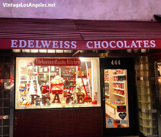Edelweiss Chocolates in Beverly Hills